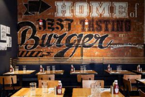 hamburger k che restaurant Blend Amazing Burger Restaurant in Casablanca Morocco